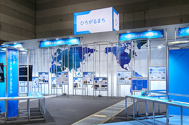 健康未来EXPOの展示会場写真05